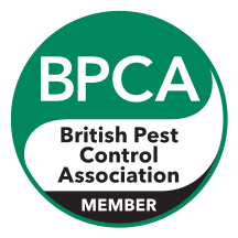 BPCA member logo on white Full circle